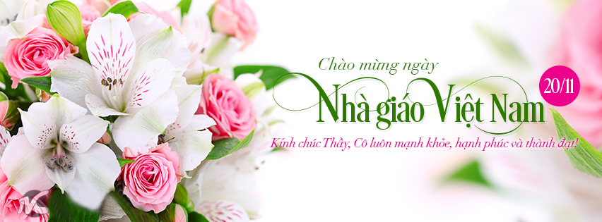 Ngày Nhà giáo Việt Nam 20 tháng 11