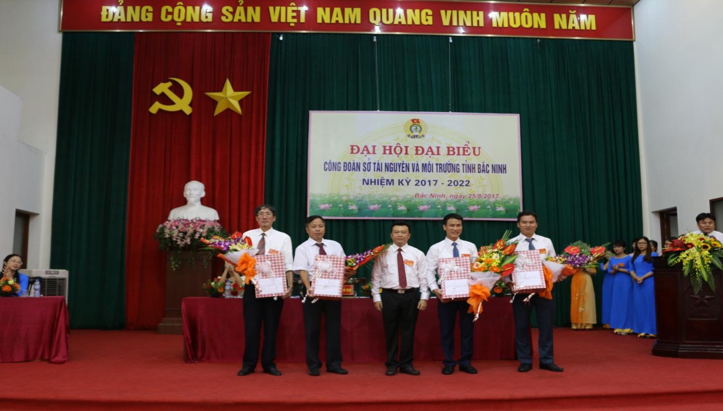 Đại hội Công đoàn Sở Tài nguyên và Môi trường lần thứ VIII, nhiệm kỳ 2017-2022