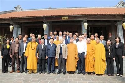 Công tác Phật giáo